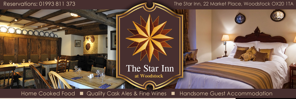 The Star Inn at Woodstock